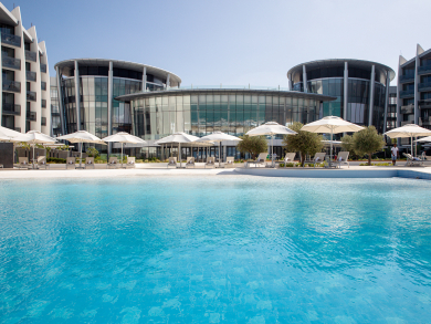Stay at Jumeirah at Saadiyat Island Resort for Dhs699