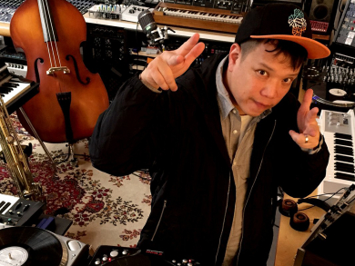 Kid Koala is coming back to Abu Dhabi to perform in March