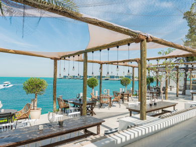 Five great beach clubs to try in Abu Dhabi