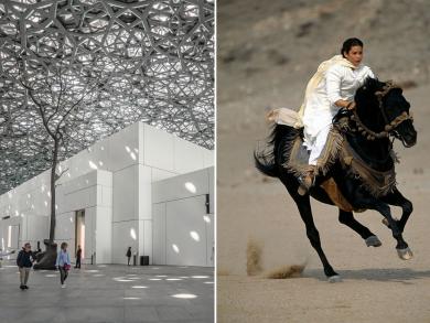 Louvre Abu Dhabi to hold free film screenings