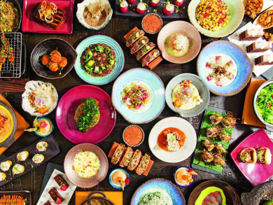 Take a look at Abu Dhabi's best North and South American restaurants