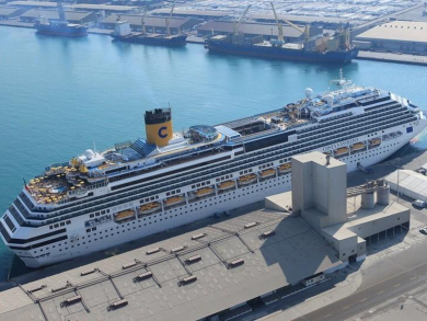 Abu Dhabi aims have 556,000 cruise visitors in 2020