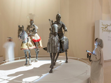 A new family-friendly exhibition has opened at Louvre Abu Dhabi
