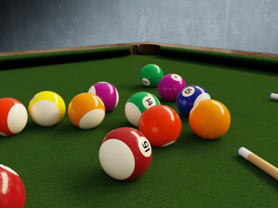 Places in Abu Dhabi where you can play pool