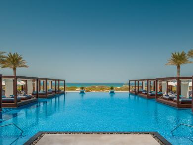 Saadiyat Beach Club is hosting an Ultra Abu Dhabi warm-up party
