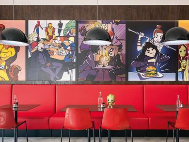 Reviewed: Geek Kitchen Restaurant