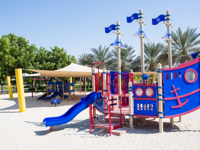 20 family-friendly parks, playgrounds and picnic spots in the UAE