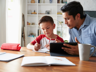 What you need to know about home learning in the UAE