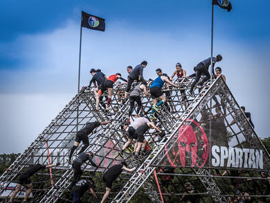 A Spartan race is coming back to Al Ain Zoo