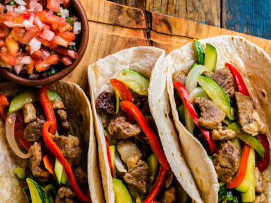 Cooper's in Abu Dhabi is hosting a free taco eating challenge all month