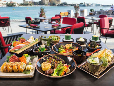 The ultimate guide to Friday brunches in Abu Dhabi 2020