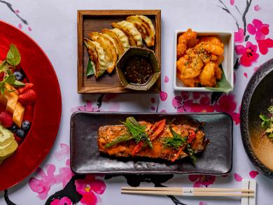 Japanese restaurant Matsu in Abu Dhabi launches brunch