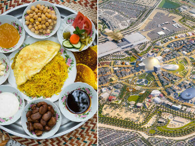 14 homegrown restaurants and cafés coming to Expo 2020 Dubai