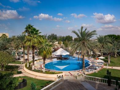 Abu Dhabi's Millennium Central Mafraq Hotel is launching a family-friendly brunch