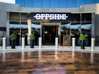 Abu Dhabi's Offside Sports Lounge announced nine-day St. Patrick's Day celebrations