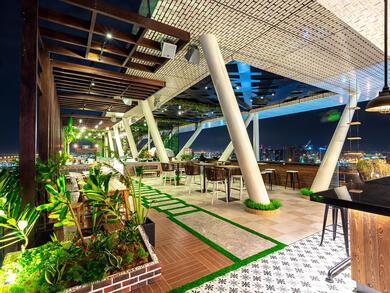 Brick Rooftop Kitchen & Bar
