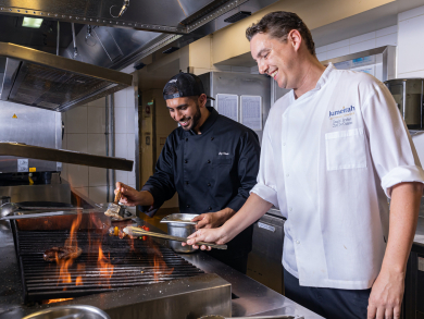 Ray's Grill hosting special event with Emirati chef Khaled Al Saadi