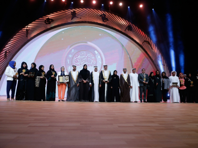 Entries for Abu Dhabi's World Sports Awards are now open