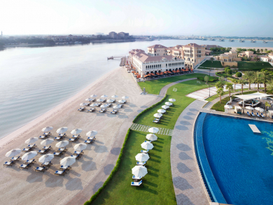 Ladies can now get pool days at The Ritz-Carlton Abu Dhabi, Grand Canal for Dhs100