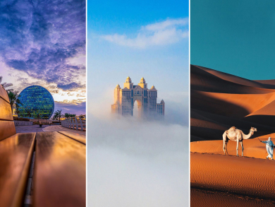 Ten amazing Instagram pictures of Abu Dhabi right now