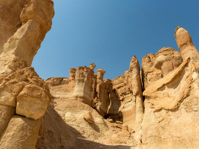 Five cultural attractions in Saudi Arabia