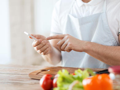 Five brilliant recipe apps available in the UAE
