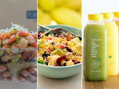 The best healthy takeaways in Abu Dhabi to order right now