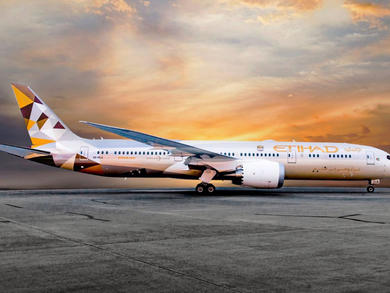 Abu Dhabi's Etihad Airways announces more temporary changes to flight routes