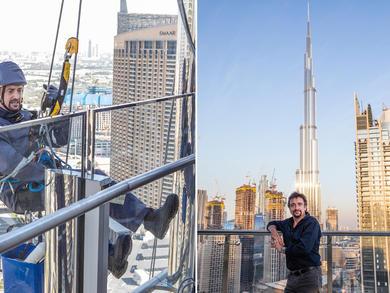 Burj Khalifa documentary to air this week
