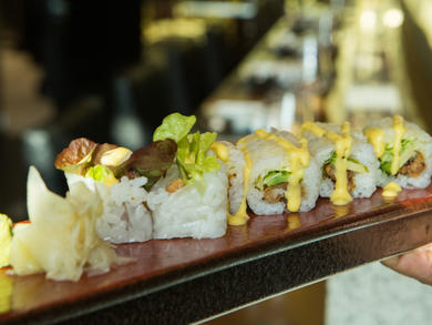 Abu Dhabi's 99 Sushi Bar and Restaurant launches takeaway service