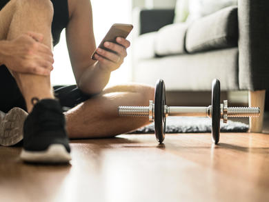 Nine home workouts: Fitness Apps, YouTube channels and websites to check out