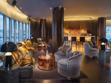You can bring Abu Dhabi's nightlife to your living room with ANNEX's party