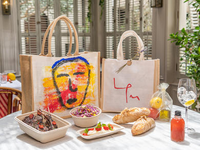 LPM Restaurant & Bar launches home-delivery service