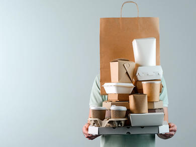 A new food delivery service has launched in Abu Dhabi