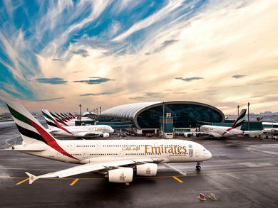 Emirates announces limited flights from Dubai