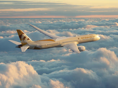 Etihad airways announces select inbound flights to Abu Dhabi for residents