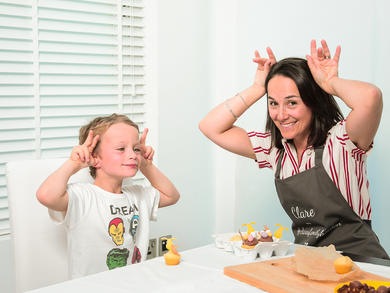 Four fun spring recipes at home with the kids in the UAE