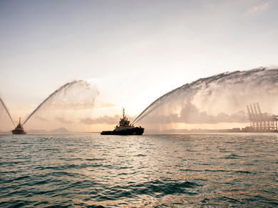 Abu Dhabi Ports launch Horns of Hope initiative to support frontline workers