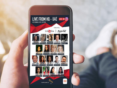 BookMyShow expands virtual stage for homegrown UAE talent