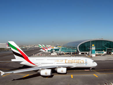 Dubai's Emirates updates passenger flights to 40 destinations