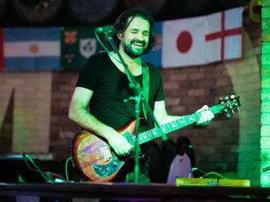 McGettigan's Dubai launches all-new Thursday night live music