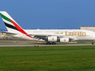 Emirates Airline to run limited inbound passenger flights to Dubai