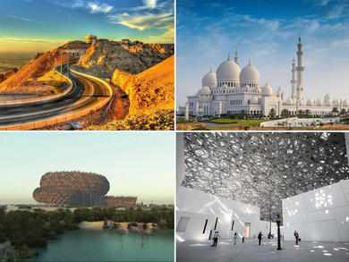 Where to go sightseeing in Abu Dhabi