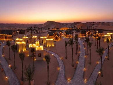 Where to go glamping in Abu Dhabi