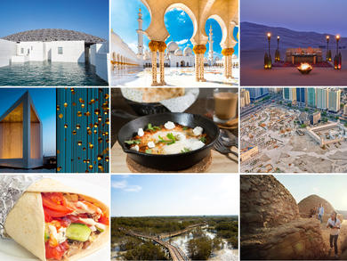Your two-day itinerary for Abu Dhabi so you see the best sights