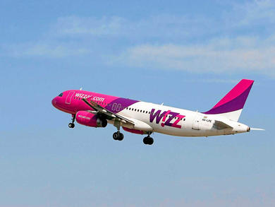 Wizz Air to launch Dhs245 flights from Abu Dhabi to Europe in June
