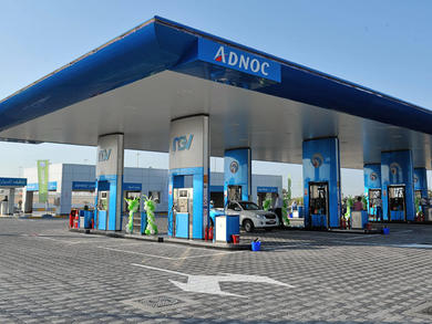 Four new ADNOC on the go fuel stations have opened in Abu Dhabi