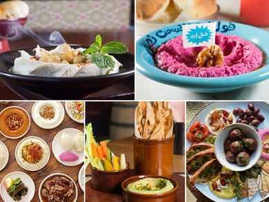 International Hummus Day: Five brilliant choices in Abu Dhabi