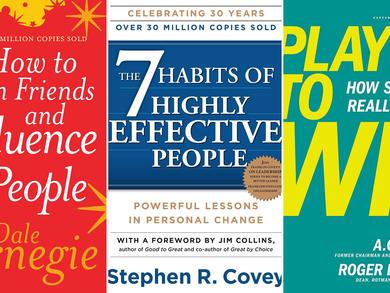 5 must-read self-improvement books