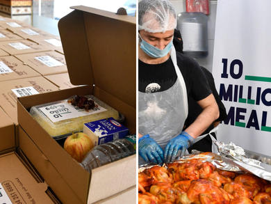 Massive UAE food drive ends with record-breaking contributions